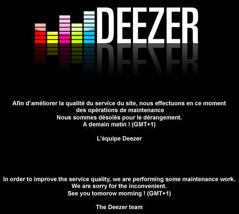 telecharger musique deezer gratuit