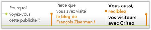Criteo : Francois Ziserman