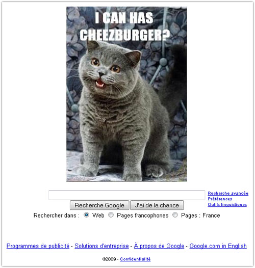 Extension Chrome : Chat