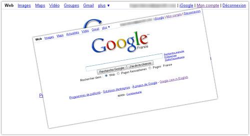 Google : Actualités Vs Groupes