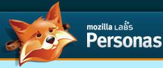 Logo Personas de Mozilla labs