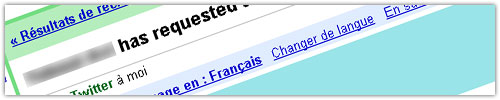 Gmail : Traduction automatique des messages