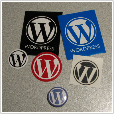 Goodies WordPress : Stickers