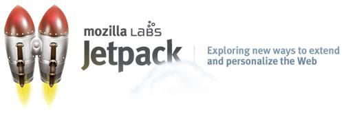 Logo Jetpack Mozilla