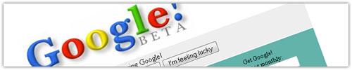 Retroogle : Google rétro