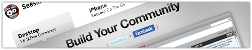 Seesmic : Build Your Community