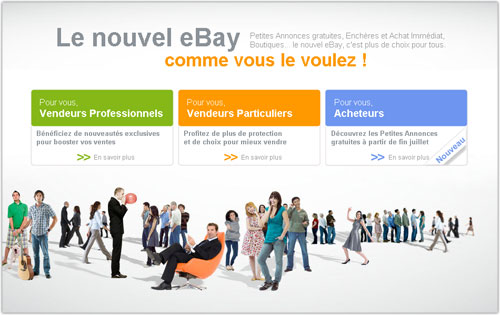 eBay : Les Petites Annonces gratuites
