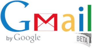 Logo Gmail : Bêta Vs Finale