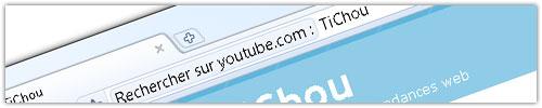 Google Chrome : Omnibox - rechercher (étape 2)