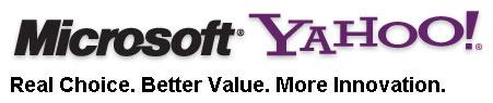 Partenariat de Microsoft & Yahoo