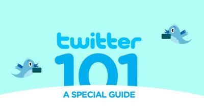 Twitter 101 : Guide spécial