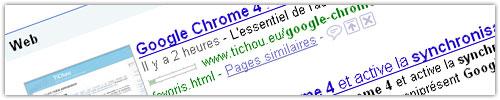 Snippet Google : Il y a avant la description