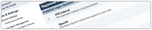 IP.Board 3 : OpenID