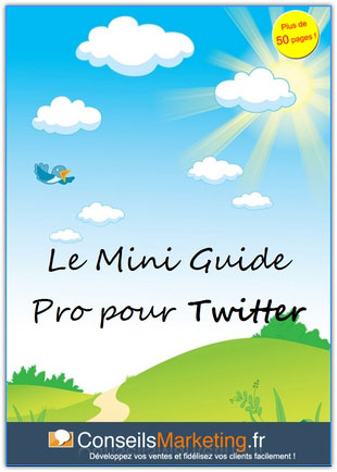 Mini Guide Twitter Pro pour Twitter