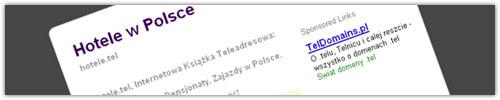 TelAd : Domaine (TLD) .tel