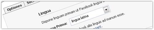 Facebook : Latin