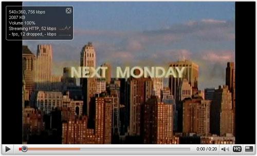 YouTube : Infos de la vidéo