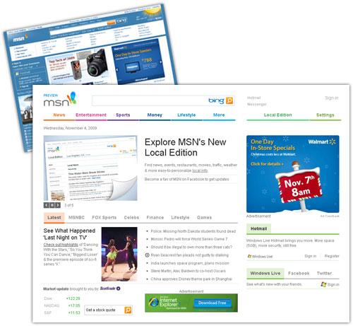 Portail MSN