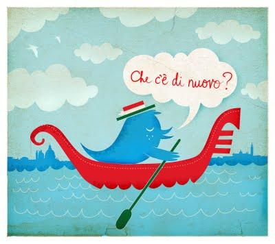 Twitter : Italien