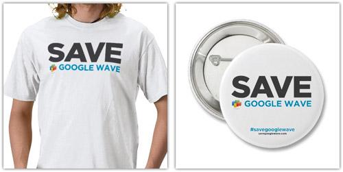 Save Google Wave : Résister contre la fermeture du service ...