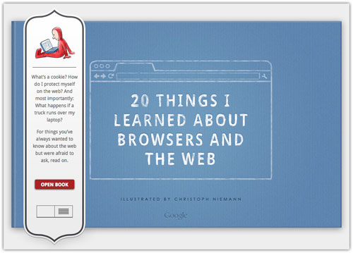 Book : 20 Things I Learned about Browsers and the Web
