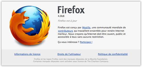 Firefox 4 bêta 8