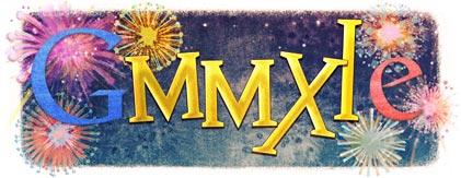 Logo Google 2010