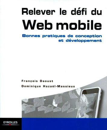 Eyrolles : Relever le défi du Web mobile