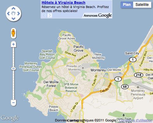 Google AdSense for Maps
