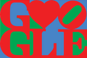 Google : Doodle Saint-Valentin