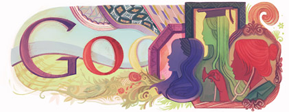 Google : Doodle de la journée internationale de la femme