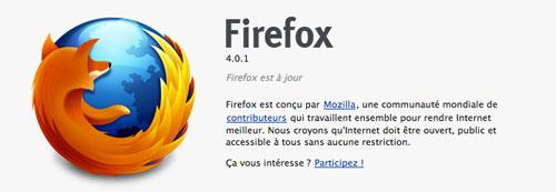 Firefox 4.0.1