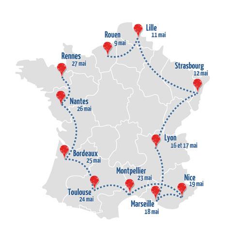 Mon Entreprise En Ligne : Roadmap