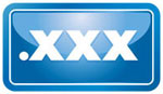 Logo du TLD .xxx