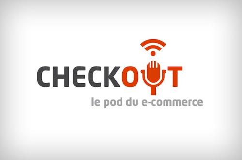 Logo Checkout (podcast e-commerce)