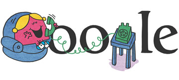 Google : Doodle Hargreaves 1