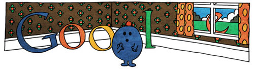 Google : Doodle Hargreaves 10