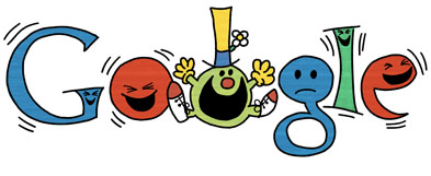 Google : Doodle Hargreaves 11