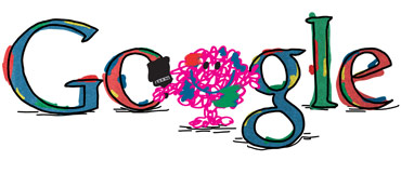 Google : Doodle Hargreaves 13