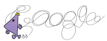 Google : Doodle Hargreaves 14