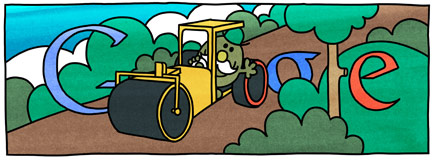 Google : Doodle Hargreaves 15