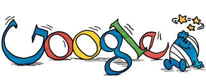 Google : Doodle Hargreaves 8