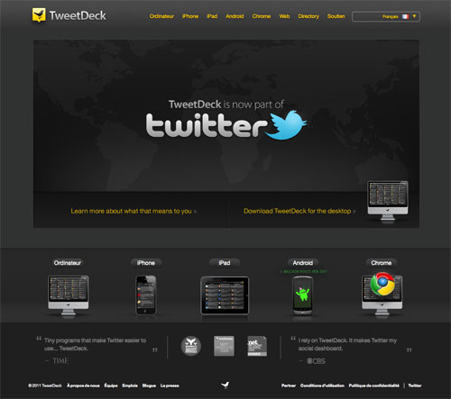TweetDeck is now part of Twitter