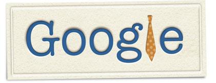 Google : Doodle pour la féte des pères