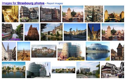 Google : Plus d'images dans les SERPS