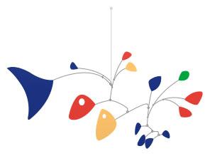 Google : Doodle d'Alexander Calder