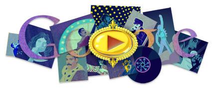 Google : Doodle Freddie Mercury