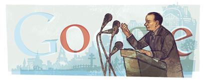 Google : Doodle André Malraux
