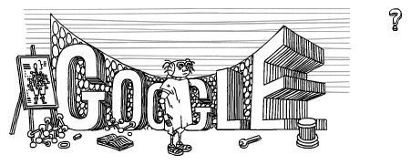 Google : Doodle Stanislas Lem