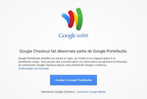 Google Portefeuille